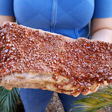 SPECTACULAR LARGE 11 INCH FIRE RED VANADINITE CRYSTALS ON MATRIX