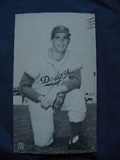 J.D. McCarthy postcard Sandy Koufax Brooklyn Dodgers. post cards baseball