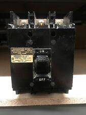 Square D (Q2M3225Mb) Type Q2Mb Circuit Breaker * Free Shipping *