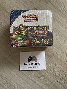 Pokemon - XY Ancient Origins - 36 Booster Box Proxy Display | Neu In Folie engl.