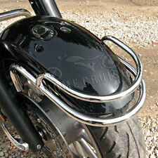 YAMAHA XV1900 MIDNIGHT STAR (2006-ON) FRONT CHROME FENDER TRIM RAIL
