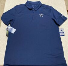 Dallas Cowboys Cortez Performance Polo Navy
