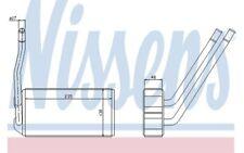 NISSENS Radiador de calefacción Para LAND ROVER FREELANDER 73000