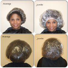 JUMBO Dreadlock Shower Cap/Long Hair Processing Caps - 100 Pack