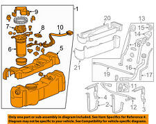 GM OEM Diesel Aftertreatment System DEF / SCR / Urea-Fuel Tank 19300178