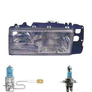 Halogen Headlight Right H3 for Volvo 960 760 740 Including Lamps