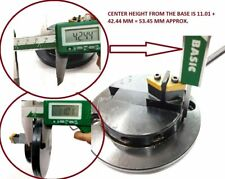 Lathe Machine Attachment- Turns Round Concave and Convex Metal-Wood Ball Quickly