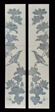 Victorian tiles Fireplace tiles Feature Ceramic Tile Panel