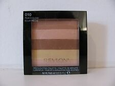 Revlon Highlighting Palette #010 Peach Glow Factory Sealed!