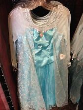 disney parks frozen queen of ice elsa dress costume size xxs 3 year new with tag