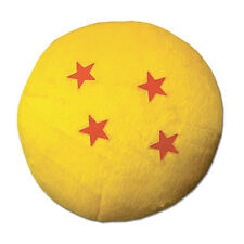 "Dragon Ball Z #4 Star 4"" Plush Toy"