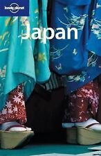 Lonely Planet Japan by Chris Rowthorn; Ray Bartlett; Justin Ellis