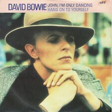7inch DAVID BOWIE john, I'm only dancing EX+/VG++ (S1270)