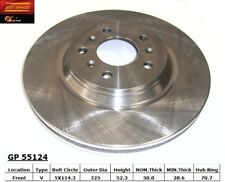 Disc Brake Rotor fits 2012-2013 Chevrolet Impala  BEST BRAKES USA