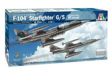 Italeri 1/32 Lockheed-Martin F-104 Starfighter G/S RF Upgraded Edition # 2514