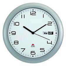 Horloges murales analogiques gris pour le bureau