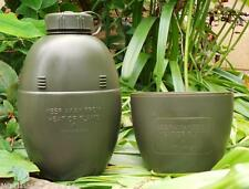 BCB WATER DRINKS BOTTLE & MUG SET 58 PATTERN BUSHCRAFT SURVIVAL MILITARY CAMPING