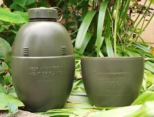 BCB WATER DRINKS BOTTLE & MUG SET 58 PATTERN BUSHCRAFT SURVIVAL MILITARY CAMPING