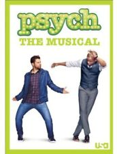 Psych: The Musical [New DVD] Slipsleeve Packaging, Snap Case
