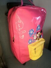 Minnie Mouse Trolley backpack Exellent