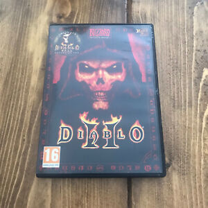 Diablo 2 PC Game Expansion Set Lord of Destruction & Main Game with Manual VGC
