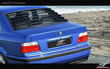 BMW E36 Coupe  REAR WINDOW LOUVER SPOILER DRIFT