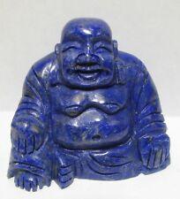 Lapis Lazuli BUDDHA (#05) - CLEARANCE - BUY MORE 4 LESS