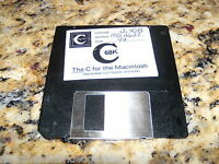 The C For C68K (Replacement Disc 1 Of 4 Discs) (Mac) 3.5 Inch Floppy Disk