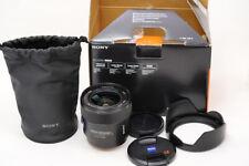 SONY ZEISS Distagon T 24mm F2 ZA SSM SAL24F20Z SONY/Minolta Amount Lens Exc Cond