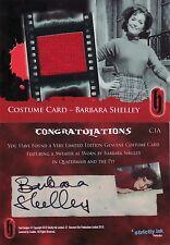 Hammer Horror Series 2 Barbara Shelley C1A Auto Costume Card