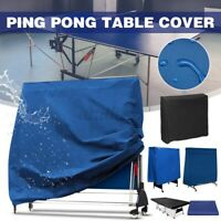 Large Waterproof Ping Pong Table Storage Cover Table Tennis Protector Cover Gift