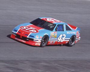 1991 STP Pontiac RICHARD PETTY Glossy 8x10 Photo Talladega Speedway Print Poster