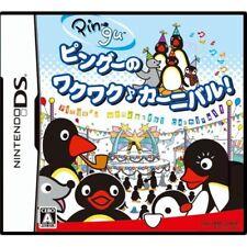 Used DS Pingu no Waku Waku Carnival! Japan Import
