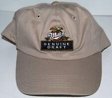 Miller Genuine Draft Beer Hat / Cap
