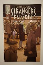 STRANGERS IN PARADISE 2018 Comic # 1 ~1st PRINT~ Terry Moore NM/UNREAD ~ Katchoo