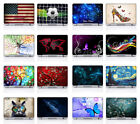 """10""""-17"""" Universal Notebook Computer Skin Sticker Decal w. Your Personalized Name"""