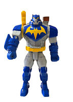 Mattel Batman Unlimited Ultimate Bat Mech Figure Robot Toy Light Sound WORKS