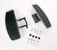 Cobra *Chrome* Boulevard Front Floorboard Kit 06-1630