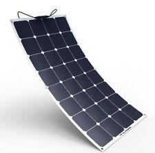 Solar Panel 100W 18V 12V Bendable Panel  Flexible Solar Charger Solar Cell