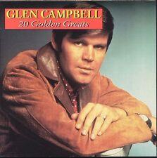 GLEN CAMPBELL 20 Golden Greats CD BRAND NEW