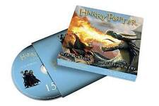 Harry Potter and the Goblet of Fire by J. K. Rowling (CD-Audio, 2016)