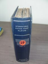 WW(J-L), KOREA, 3000+  Stamps mostly hinged in a battered album(variety of pages