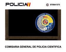Police wallets: CNP-Commissioner General police scientific/m2