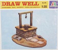 1:35 Italeri #411 Draw Well Plastic Diorama Accessory