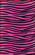 NIV Plush Bible, Thinline, Pink Zebra