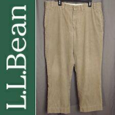 L.L. Bean Size W40 Men's Beigs/Tan Corduroy Pants