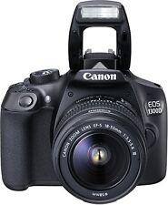 Canon EOS 1300D - EF-S 18-55mm DCIII Spiegelreflexkamera KFZ