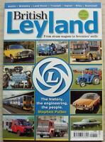 BRITISH LEYLAND Car Company History Magazine 2011 AUSTIN Riley LAND ROVER Jaguar