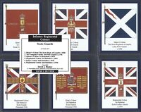HUNTER-FULL SET- SCOTS GUARDS (1ST SERIES L7 CARDS) - EXC+++
