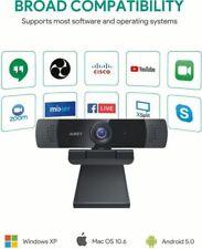 Aukey PC-LM1E Webcam 1080p FullHD (neu/ovp)